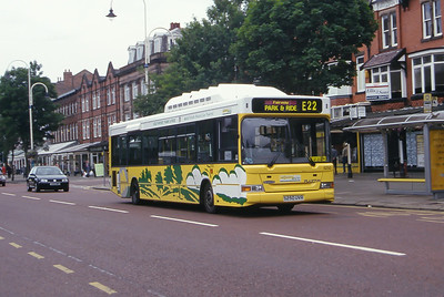 Arriva Merseyside 6250 Lord St Southport June 00