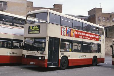 Arriva Merseyside 2409 Canning St Bus Stn Liverpool Jun 00