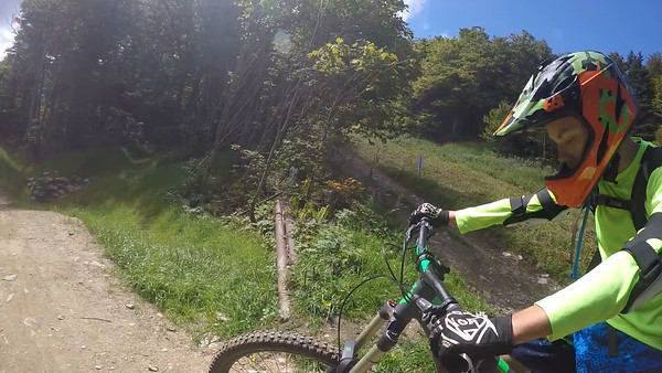 MTN Biking Killington VT Sept 2016