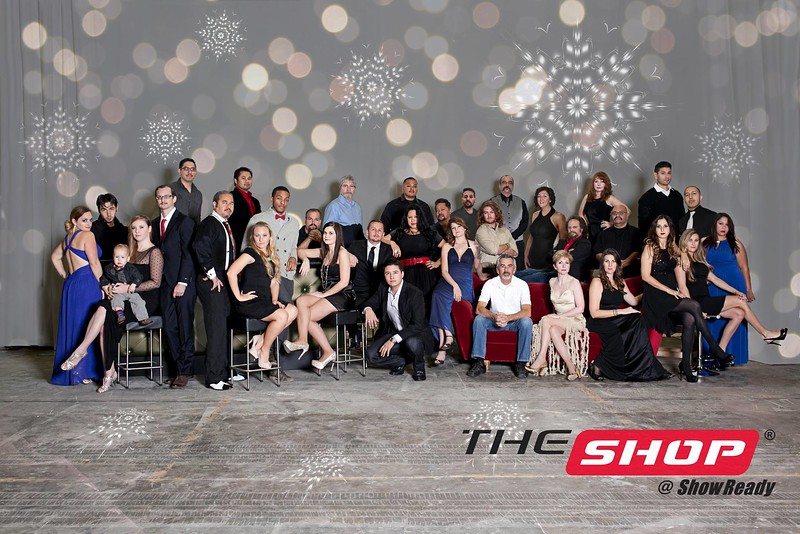 THE SHOP & FGPG HOLIDAY CARD