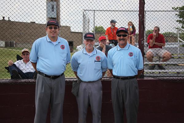 MTSCA 2012 Umpires