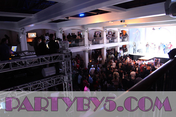 Ne-Yo VMA After Party Boulevard 3