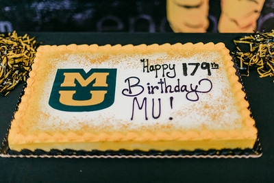 College Founder's Day, 179th Birthday of Mizzou