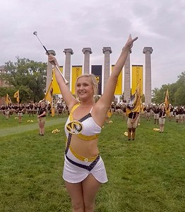 Marching Mizzou - Concert on the Quad 2018