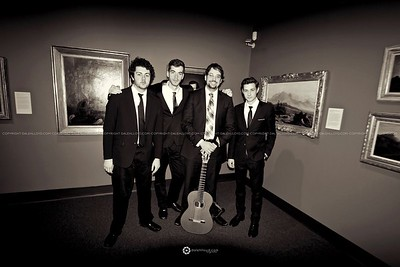 MU Honors Guitar Quartet : Music at the Art Museum: