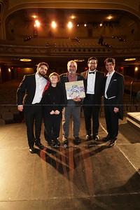 University Philharmonic Ed's Farewell Concert