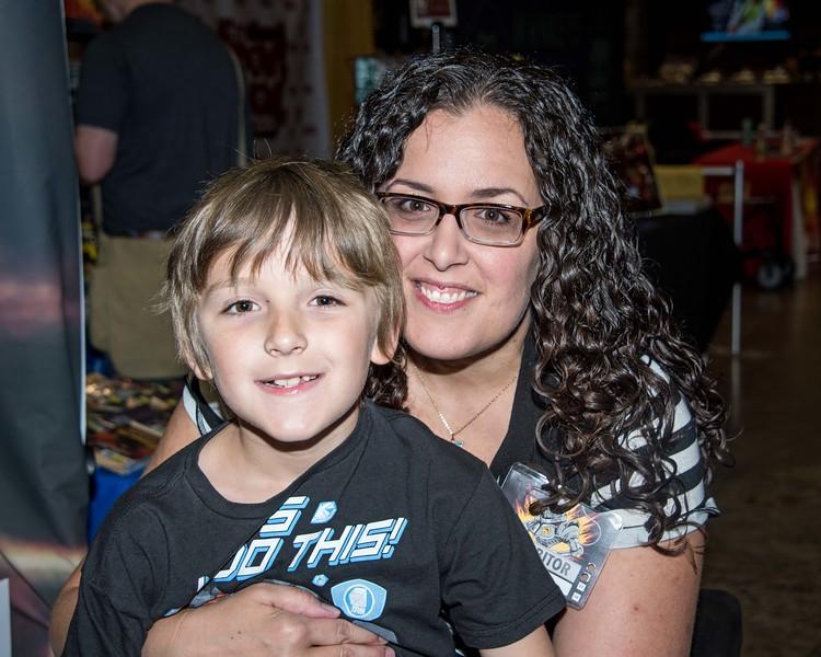 MUCH Foundation - MegaCon Orlando - Saturday May 27,  2017