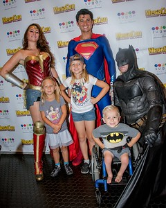 MUCH Foundation -  Superhero & Princess Brunch for Locally Hospitalized Children - 5-20-2017 – Chuck Carroll