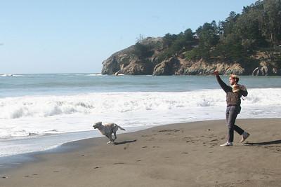 MUIR BEACH DOGS 0021