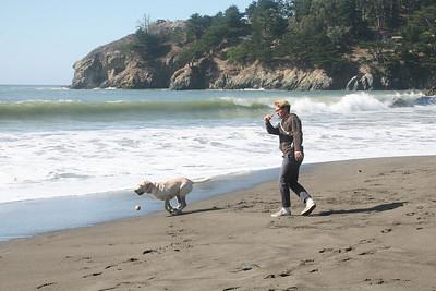 MUIR BEACH DOGS 0017