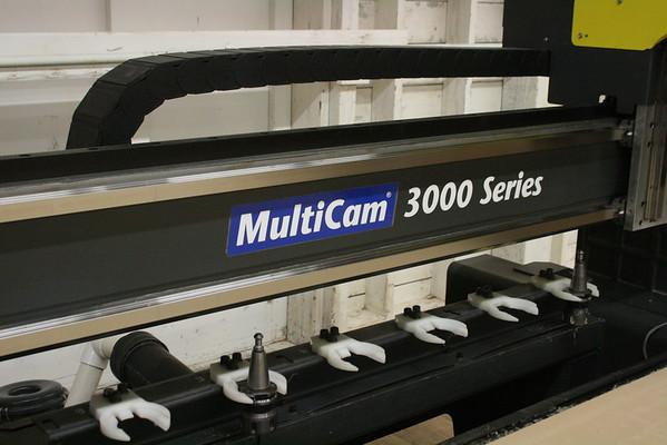MULTICAM SERIES 3000 CNC