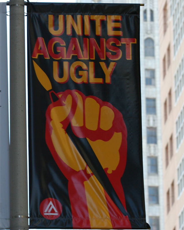 ART Academy Unites Against Ugly !