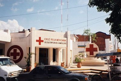 Red Cross Mexico - Cruz Roja Mexico