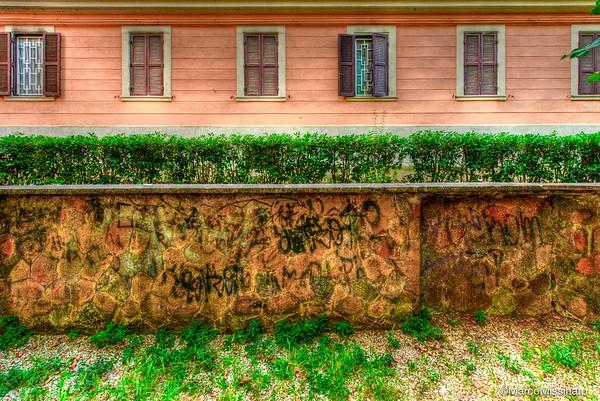 Villa RIccio's Windows