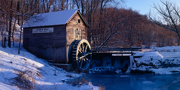 HM-4   Hyde's Mill 4   8' x 16'