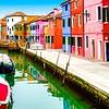 Venice landmark - Burano