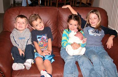 Murray Family 2000-2005