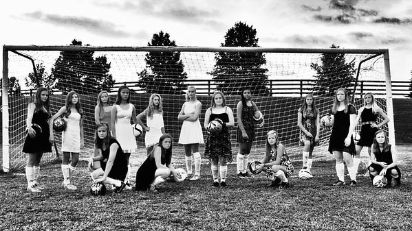MUSA U14 Girls Team Photos