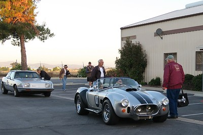That Cobra and Avanti are beauties!