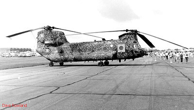 Royal Navy Airshow, Lee-on-Solent July 1990.