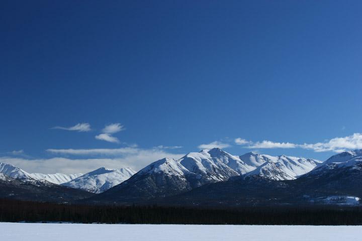 Bench Lake, Chugiak