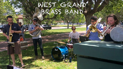 WEST GRAND BRASS BAND