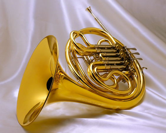 Original French Horn by Doug Saglio