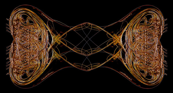 Quantum Entanglement for Six Horns