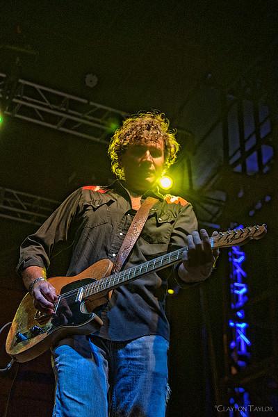 "James ""Popcorn"" Irving<br /> Jason D. Williams Band<br /> 2013 Bike, Blues, & BBQ"