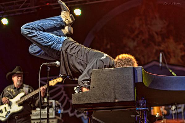 Jason D. Williams<br /> Jason D. Williams Band<br /> 2013 Bike, Blues, & BBQ