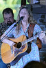 Mark & Cindy Bilyeu<br /> Fayetteville Roots Festival<br /> August 2014