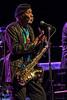 Charles Neville<br /> Arron Neville Band<br /> Walton Arts Center<br /> October 05, 2013