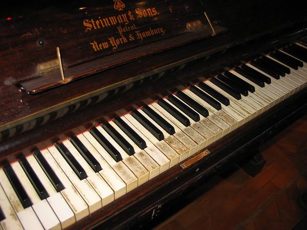 Abbey Road Piano