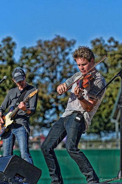 Toby Freeman & Eric Dysart<br /> Backroad Anthem<br /> Arvest Ballpark<br /> October 20, 2013