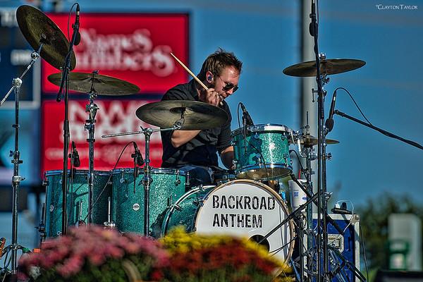 Isaac Senty<br /> Backroad Anthem<br /> Arvest Ballpark<br /> October 20, 2013