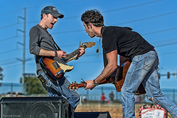 Toby Freeman & Craig Strickland<br /> Backroad Anthem<br /> Arvest Ballpark<br /> October 20, 2013
