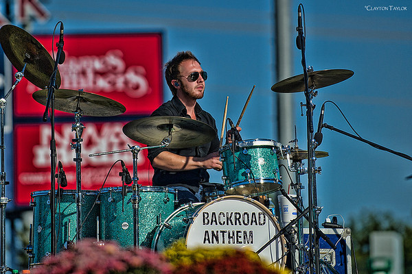 Isaac Senty<br /> Backroad Anthem<br /> Arvest Ballpark<br /> October 20, 2013