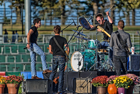 Backroad Anthem<br /> Arvest Ballpark<br /> October 20, 2013