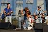 Craig Strickland, Eric Dysart, Isaac Senty, & Toby Freeman<br /> Backroad Anthem<br /> 7/12/13<br /> Arkansas Music Pavilion