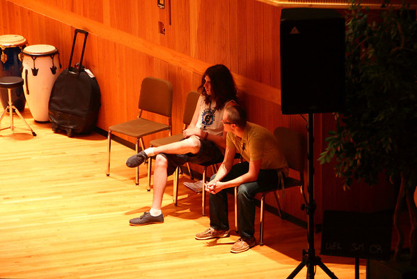 2012_07_13 Colin at Jamey Aebersold's Jazz Workshop