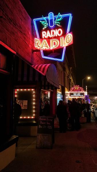 2014_12_19 Adrian Belew Power Trio at Radio Radio