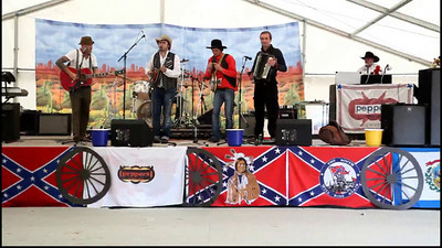 'Blame it on Them': Bleeding Noses at the Rockfield Country Music Festival