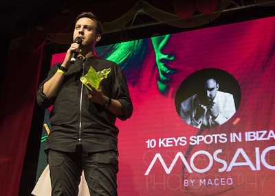 IBIZA MUSIC EVENT: MOSAIC BY MACEO