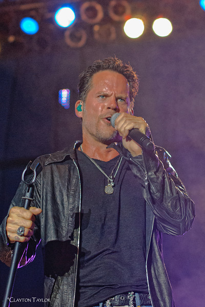 Gary Allan<br /> 7/12/13<br /> Arkansas Music Pavillion