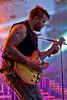 "Joe ""Blower"" Garvey<br /> Hinder<br /> Arkansas Music Pavilion<br /> August 18, 2013"