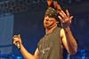 Cody Hanson<br /> Hinder<br /> Arkansas Music Pavilion<br /> August 18, 2013