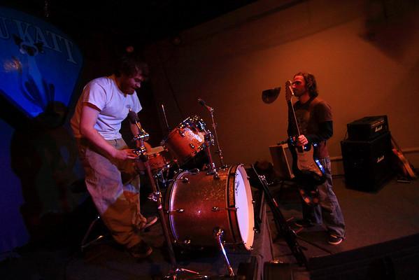 2012_01_31 Blu Katt open mic/jam