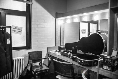 HACKNEY EMPIRE - DRESSING ROOM