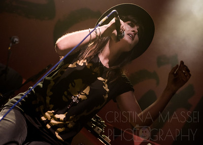 Lucie Barat @ Scarborough Spa