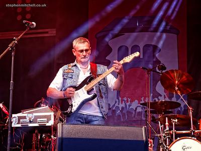 John Powell of Smokeroom at the Monmouth Festival